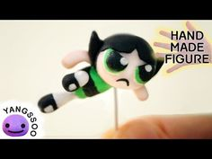 how to: miniature Power-Puff Girl