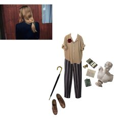Lord Henry Wotton by unwriteable on Polyvore featuring polyvore, Elizabeth and James, Esquivel, fashion, style and clothing