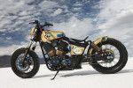 Hond a VT750 custom