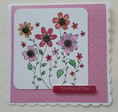 Colour with Candi by Craftwork Cards