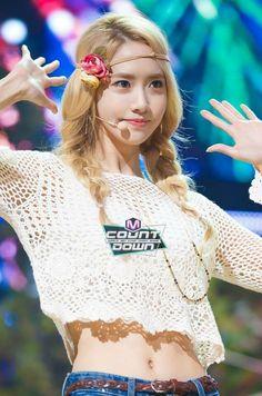 150716 SNSD PARTY MCountdown : Yoona