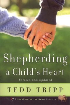 Shepherding a Child's Heart by Tedd Tripp. $1.89. http://yourdailydream.org/showme/dponf/Bo0n0f5jGvGx6aBkYzCk.html
