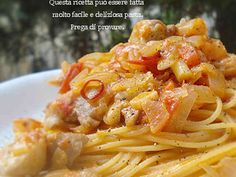 Easy Restaurant-Quality Tomato Cream Pasta Recipe - How are you today? How about making Easy Restaurant-Quality Tomato Cream Pasta? Pasta Recipes, Cooking Recipes, Easy Restaurant, Cream Pasta, Pasta Noodles, How To Cook Pasta, Asian, Food Hacks, Love Food