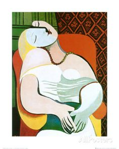 The Dream Prints by Pablo Picasso at AllPosters.com