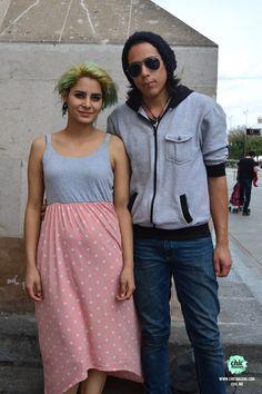 Yoanni Santos & Josué Carballo Street Style, Chic, Fashion, Santos, Elegant, Fashion Styles, Street Chic, Fashion Illustrations, Street Styles