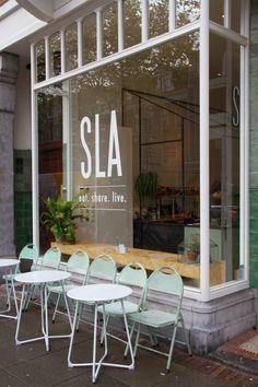 SLA | Amsterdam