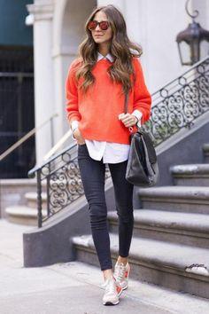 Esta primavera se lleva el naranja. http://stylelovely.com/noticias-moda/esta-primavera-encontraras-a-tu-media-naranja/