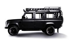 Land Rover : West Coast Defender