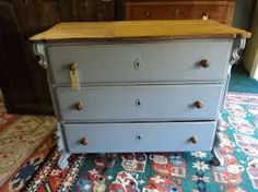 Image result for painting a chest of drawers Chest Of Drawers, Dresser, Painting, Image, Furniture, Ideas, Home Decor, Drawer Unit, Powder Room