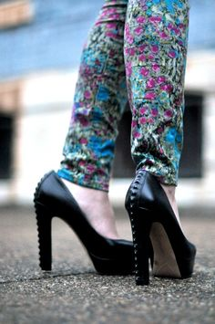 Check out how I rock pattern in the HugoBoss trends reports section!