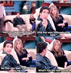 Ross and the magic couch Friends Episodes, Friends Moments, Friends Series, Friends Season, Friends Tv Show, Friends Forever, Best Tv Shows, Best Shows Ever, Pivot Friends
