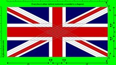 Make your own Union Jack pillow
