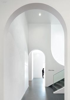The Sweep of History: PeNDA Designs Hongkun Museum of Fine Arts | Projects | Interior Design