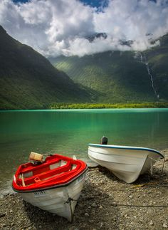 Amazing Nature, Norway, The Row, Boats, Ships, Boat, Ship