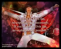 "Elvis ""The King"" forever <3"