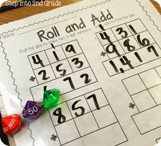 Step into 2nd Grade with Mrs. Lemons: Triple Digit Addition With Regrouping!