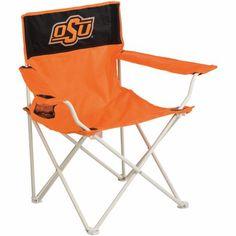 Logo Chair Oklahoma State University Armchair