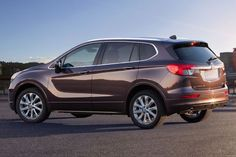 Chinese Buick Envision Seems Headed to U.S.