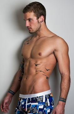 Gay tattoo guy