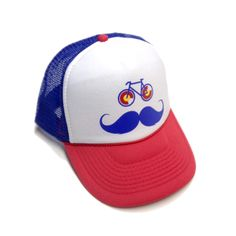 Yes!!  The Colorado Mustache Trucker is here!  Find this and even more cool Colorado classic tees, truckers, and beanies at www.yocolorado.com #mustachetrucker #yocolorado #classiccoloradogear #funnyballcaps