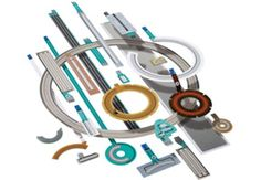 Using membrane potentiometers instead of linear and rotary position sensors