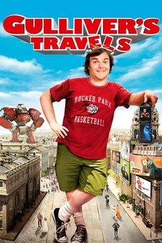 gulliver's travels 2010
