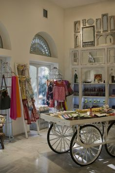 Where to shop in Jaipur: Aashka has a distinct equestrian theme, even stocking products from menswear brand Polofactory. Photograph: Sam Parekh #Jaipur #India #shopping