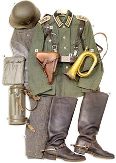 German Uniforms of WWII plus a reference guide for Vallejo Paints - Panzer Models Luftwaffe, Ww2 Uniforms, German Uniforms, Military Uniforms, German Soldiers Ww2, German Army, Casco M1, Military Drawings, Germany
