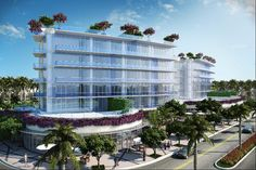 Why cant I be here now.  The Marea tower in Miami Beach