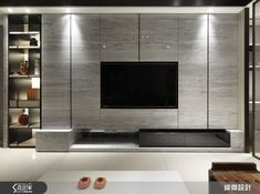 緯傑設計 東方風設計圖片緯傑_07之5-設計家 Searchome Living Tv, Living Room Tv Unit, Living Room Modern, Home Living Room, Living Room Decor, Tv Console Design, Tv Cabinet Design, Tv Wall Design, Home Interior