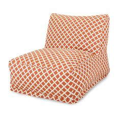 Tropical Bean Bag Chair Lounger | dotandbo.com
