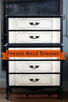 French Maid Dresser