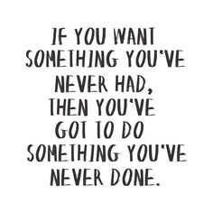 Trying is the MOST important part of it! You'll never get it just wishing it.