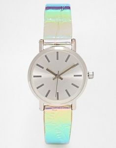 Multicolored Color Pencil Crayons Wrist Watch ( 46) ❤ liked on Polyvore  featuring jewelry, watches, multicolor jewelry, tri color jewelry, multi co… 0729b7e51e2