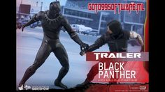 BLACK PANTHER Official Trailer (2018)