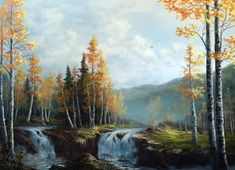 Unfortunately we will not be able to send original paintings outside the US. - Each Original Kevin Hill Oil Painting comes with a Certificate of Authenticity. Painting Videos, Painting Lessons, Painting Techniques, Kevin Hill Paintings, Bob Ross Paintings, Original Paintings, Abstract Paintings, Oil Paintings, Landscape
