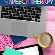 Can you really go paperless in speech therapy? Yes, yes you can! Here's how.