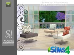SIMcredible!'s Finding Grace chair