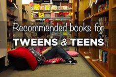 http://www.washingtonindependentreviewofbooks.com/features/recommended-books-for-tweens-and-teens1 I want ALL of these books.