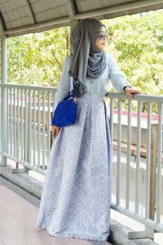 My Amethyst ♡ hijab style inspiration