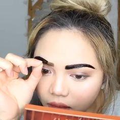 ❤✨❤Get rid of no eyebrow predicament,make half permanent eyebrow a new play, make makeup a new pattern! Permanent Makeup Eyebrows, Eyebrow Makeup, Skin Makeup, Make Makeup, Makeup Tips, Makeup Looks, Beauty Skin, Beauty Makeup, Hair Beauty