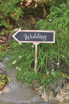 $23.99 · You'll love the Large Chalkboard Arrow Sign Wedding at Wayfair - Great Deals on all Décor & Pillows products with Free Shipping on most stuff, even the big stuff. #rusticideas #rustichomedecor