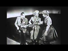 Les Paul & Mary Ford - I'm Sitting on Top of the World (1958)