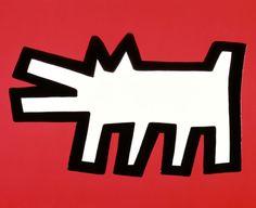 Keith Haring - quand l'illustration est (enfin) considérée comme art