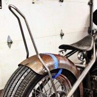 Kit sissy bar dans Harley-Davidson sur Custom-annonces.fr