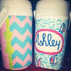 Lilly Pulitzer & Chevron