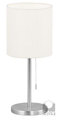 Eglo Sendo stolová lampa - lampydomova.com, lampy online, lustre, závesné lampy, stropné lampy, lampy stolové, nástenné lampy, lampy stojacie, spot lampy, zabudovateľné lampy, lampy pripevniteľné na nábytok, kúpeľňové lampy, lampy detské, exteriérové lampy, lampy s ventilátorom, lampy Slovensko, Eglo, lampy Alfa, Philips lampy, Massive, Technolux, Amplex, Azzardo, Zuma, e-shop lampy, obchod s lampami, osvetlenie, osvetlenie bytu, akciové lampy, exklúzivné lampy