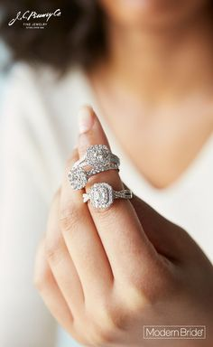 77599786adc8d 68 Best Modern Bride images in 2018   Designer engagement rings ...