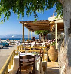 Kassiopi Corfu Taverna Tavernaki excellent