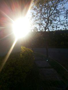 Nascer do sol!